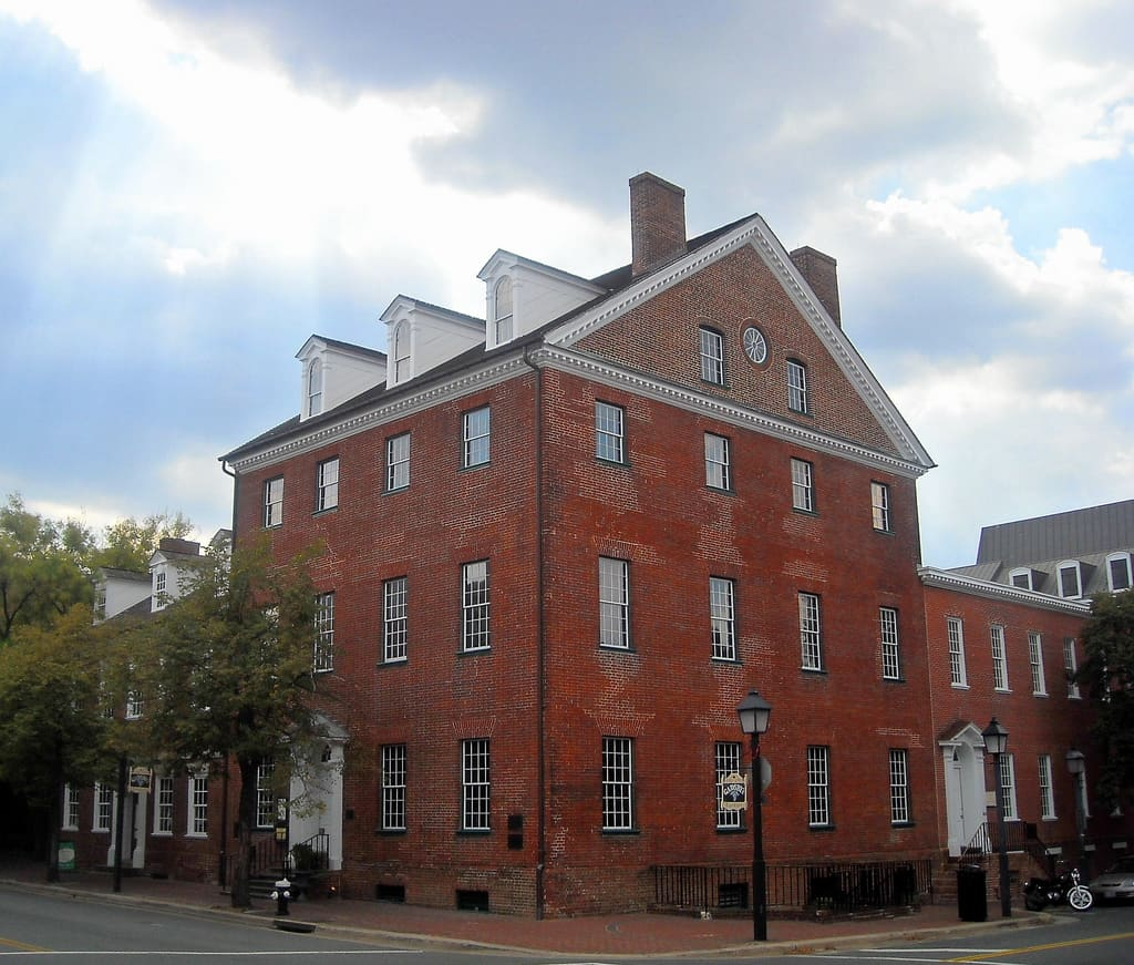On the 2nd Sunday of every month, guests at Gadsby's Tavern Museum in Alexandria, Virginia will be greeted by a person from the past while journeying through the museum. On Sunday,May 13, Dolley Madison, First Lady sharing her experiences on motherhood and public life.
