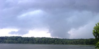 TheNational Weather Servicehas issueda Special Marine Warningfor the Potomac River area in Alexandria, Virginia and its associated tributaries tonight (Tuesday, May 15) until 9:45 PM.