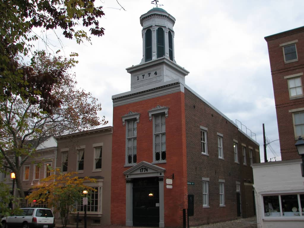 TheFriendship Firehouse Museumin Alexandria,Virginia is free for fathers and their families on Father's Day. Details...