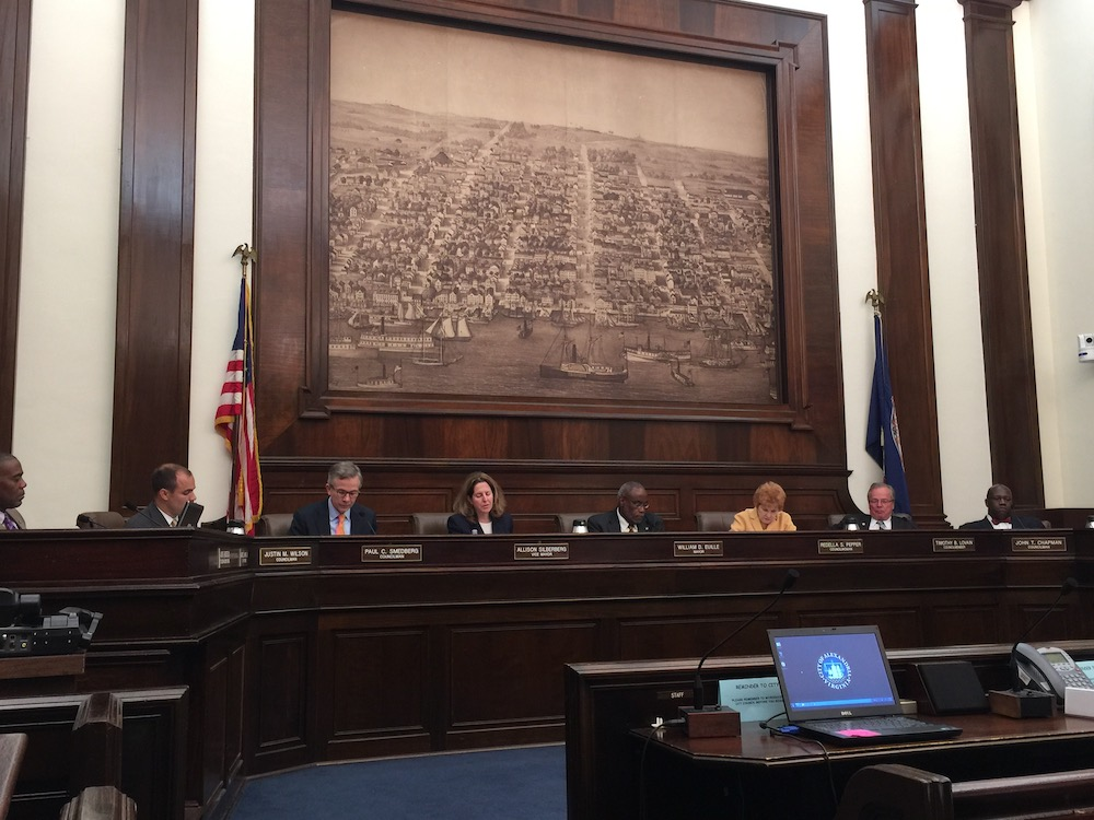 The Alexandria, Virginia City Council will hold a work session with members of Alexandria's state legislative delegation, to discuss the City's proposed legislative package for the 2019 General Assembly Session.