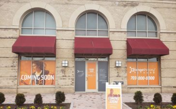 In addition to the new Bradlee studio, boutique workout studio Orangetheory Fitness is expanding in the Eisenhower East neighborhood of Alexandria, Virginia with a new studio coming soon to the Meridian apartment complex at Eisenhower Station.