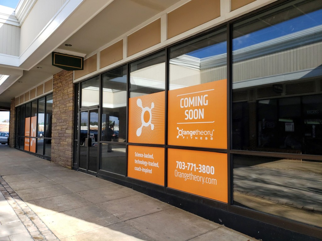 Boutique workout studio Orangetheory Fitness is expanding in the Bradlee area of Alexandria, Virginia with a new studio coming soon to Bradlee Shopping Center.