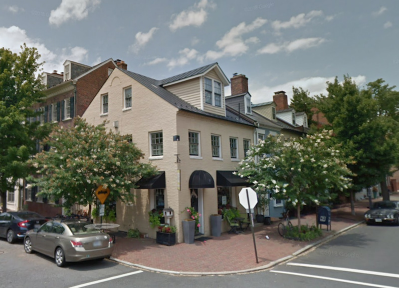 According to planning documents filed with the City today, The Enchanted Florist, located at 139 S. Fairfax Street in Old Town Alexandria, Virginia has filed for a change of ownership.