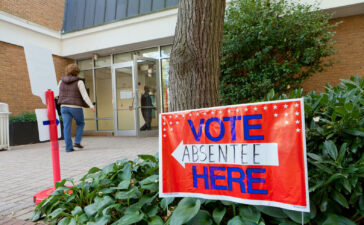 Absentee voting will begin on April 26 for the June 11 Democratic primary election. All voters in Alexandria may cast ballots for a nominee for Clerk of Circuit Court & 35th District Senate seat.
